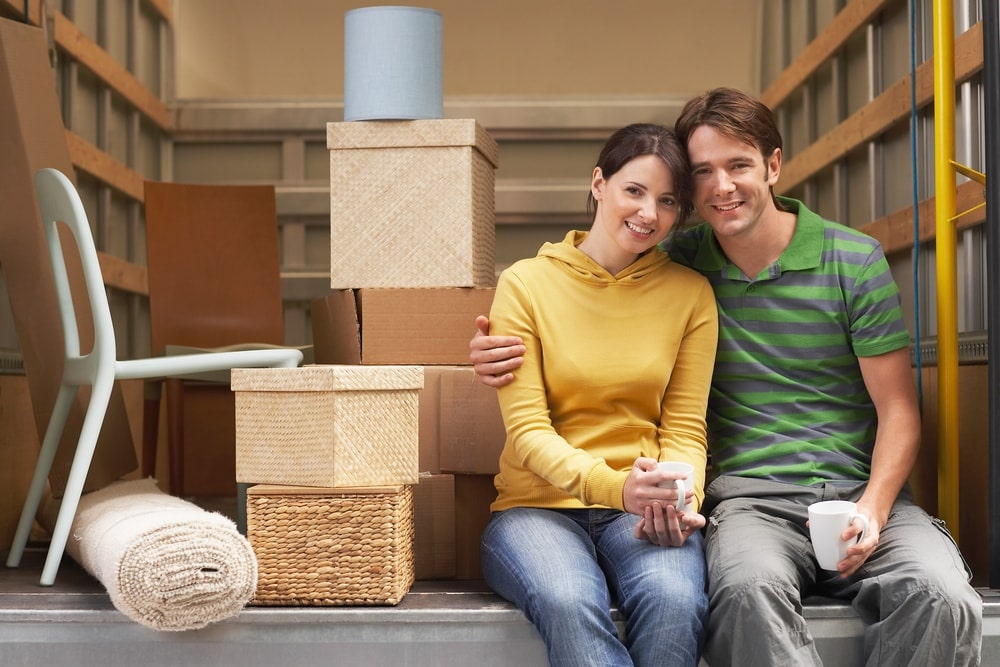 House removals Stockport